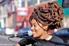 Okay, I might have a small obsession with Valerie June but I'm sure I'm not the only one!