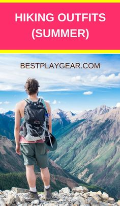 b3b708ef4995 Summer Hiking Outfit choices. Find out what they. We have only provided the  absolute
