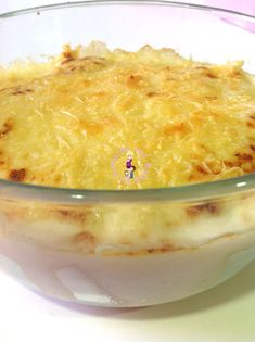Receta Fácil: Pastel Especial de Pan de Molde Macaroni And Cheese, Pudding, Ethnic Recipes, Desserts, Food, Microwaves, Easy Meals, Pastries, Food Cakes