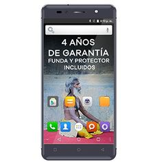 "Huawei Nexus 6P - Smartphone libre Android (5.7"", camara de 12.3 MP, 3 GB de RAM, memoria interna de 32 GB), color negro"