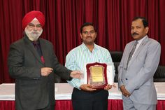 Dr. Manoj Kumar Pasunoori receiving certificate of  Fellowship in Minimal Access Surgery at World Laparoscopy Hospital. For more detail please log on to www.laparoscopyhospital.com