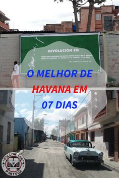 Descubra o que fazer em 07 dias na bela capital cubana.