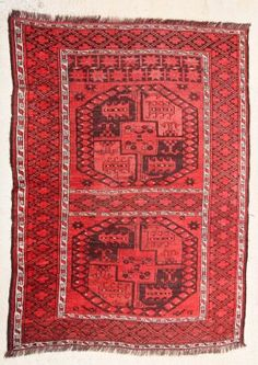 Ersari Turkmen Rug