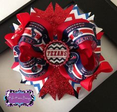 Hey, I found this really awesome Etsy listing at https://www.etsy.com/listing/165370899/houston-texans-ott-boutique-bow