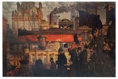 Peter Ferguson - Funeral Barge