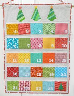 DIY Advent Calendars: Tutorials