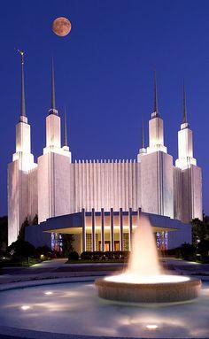 LDS Temple - Washington DC