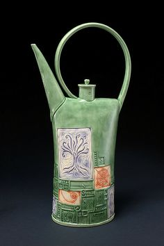 Kristy Lombard by Oregon Potters, via Flickr