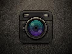 iOS Icons Design