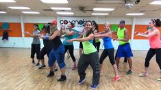 """Acuyuye"" by DLG - Choreo by KELSI for Dance Fitness FUN song when I need a new non reggaeton/hiphop! you need to learn this so you can demonstrate the turn for me! Zumba Routines, Cardio Routine, Fitness Routines, Zumba Benefits, Health Benefits, Danse Salsa, Zumba Songs, Zumba Kids, Fun Workouts"