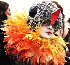 Thread, Fashion and Costume: Amanda Rathley-Quinn