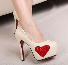 37 Beautiful Heels That Will Be Popular In Summer 2013 Dream Shoes, Crazy Shoes, Me Too Shoes, Hot Shoes, Shoes Heels, Shoes Uk, Ariana Grande, Beautiful Heels, Glamour