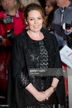Olivia Colman attends a screening of 'The Lobster' during the BFI London Film Festival at Vue West End on October 13, 2015 in London, England..