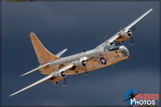 Consolidated PB4Y Privateer (N2871G) at the Planes of Fame Air Show, Chino - Saturday 6 May 2017 (Photo by Britt Dietz) (2)