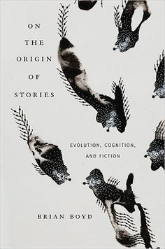 kavalierandclay:  samchase:  On the Origin of Stories attempts an evolutionary explanation of the appearance of art—and, more specifically, of the utility of fiction. From its title (with its obvious echo of Darwin) to its readings of The Odyssey and Horton Hears a Who!, Boyd's book argues that the evolution of the brain (itself a development of some significance to the world) has slowly and fitfully managed to produce a species of primate whose members habitually try to entertain and edify…