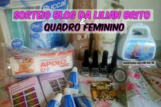 Sorteio Blog da Lilian Brito e Quadro Feminino