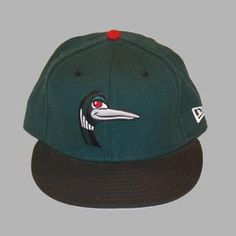 Great Lakes Loons Official Road Fitted Cap