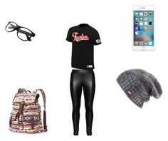 """""""School"""" by aruta on Polyvore featuring Studio, Mudd and Spacecraft"""
