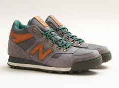release date 4976b 46e41 New Balance H710 - Grey - Brown - Green - SneakerNews.com