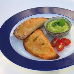 Paleo Empanada Crust