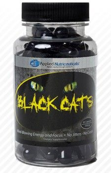 """BLACK CATS from Applied Nutriceuticals is so uniquely different that it is the """"HD TV"""" of energy products versus all others! (Which are like your grandma's old black & white television set. Fat Burner Supplements, Weight Loss Supplements, Vitamins Online, Bodybuilding Supplements, Sports Nutrition, Mind Blown, Black Cats, How To Apply, Health"""