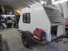 Skersfan's New Shuttle Pod Trailer Build... - Page 21 - Expedition Portal
