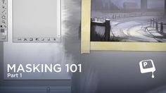 Masking 101 pt1 - Masking is quite possibly the most feared Photoshop topic. I'd argue that it's also the most necessary function for efficient digital painting. The masking 101 series is here to ease you into the basics. In this first episode we'll compare Photoshop masks to their real-world counterpart: masking tape. ★ || CHARACTER DESIGN REFERENCES • Find us on www.facebook.com/CharacterDesignReferences and www.pinterest.com/characterdesigh || ★