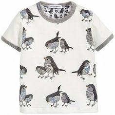 8abdbf634d5 Baby Boys  Bird Friends  T-Shirt