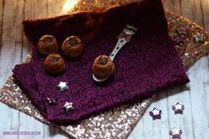 [bakes...] Mini Gugl with Chocolate Heart {Gefüllte Mini-Guglhupfe}