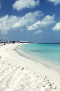 Beaches   Eagle Beach, #Aruba   I think I need to walk this beach.   Beautiful white sand