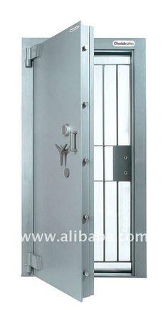 Commercial Security Door