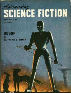 Astounding Science Fiction, Dec 1947