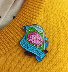 Image of It's Alive - Lapel Pin
