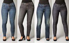 pantalones rectos para gorditas - Buscar con Google