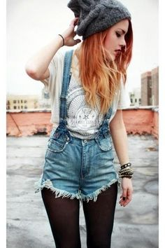 Hipster Style Summer Outfits For You Look Like A Hipster Diva Grunge Look, 90s Grunge, Grunge Style, Black Grunge, Soft Grunge, Hipster Fashion Summer, Grunge Fashion, Cute Fashion, Fashion Outfits