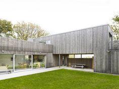 Wood House, Gothenburg, Sweden by Unit Arkitektur.