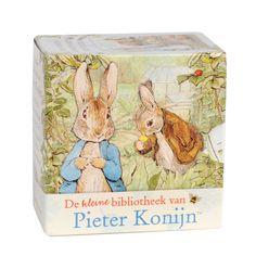 De Kleine Bibliotheek Van Pieter Konijn. Beatrix Potter