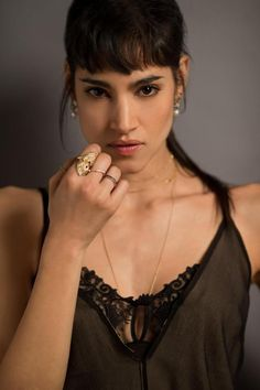 Sofia Boutella | Budding star Sofia Boutella transforms into alien from 'Beyond' - NY ...