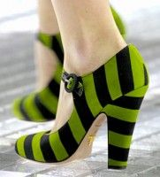Prada Spring collection 2012. beauties! too bad I cannot wear heels
