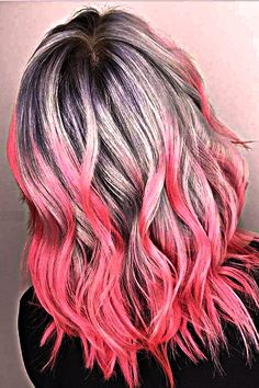 Premium Class Hair Colors Ideas For You - Top Teen Style Hair Color Guide, Create Your Own Character, Hair Coloring, Colorful Hair, Cool Hair Color, Hair Dye, Cute Hairstyles, Hair Goals, Teen Fashion