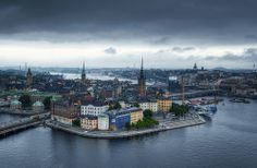 Riddarholmen, Stockholm.