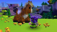 Horse Boss Cube World Seed