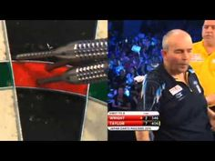PDC Japan Darts Masters 2015 - FINAL - Peter Wright vs. Phil Taylor  What a pity! It was so close for Peter Wright. But still: And thrilling game!