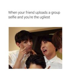Imagine trying to take a normal picture of BTS because you wanted to put it in your scrap book but your boyfriend J-Hope decides to make the ugliest face he can and even though you were mad you still put it in the scrapbook