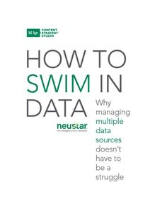 HOW TO MANAGE THE RISING FLOOD OF DATA SOURCES - Ad Age Whitepapers