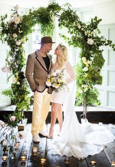 Emma Bunton & Jade Jones July 13, 2021 Jade Jones, Mr And Mrs Jones, Secretly Married, Emma Bunton, Baby Spice, Wedding Highlights, White Gowns, Wedding Pics, Wedding Blog