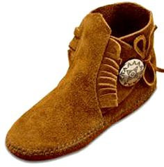 concho moccasins