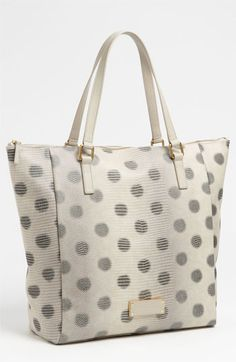 402dc279bbaa MARC BY MARC JACOBS  Lizzie Spot - Take Me  Embossed Tote New Things To