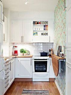 La cocina puede ser un espacio muy creativo para decorar, pero seguramente…
