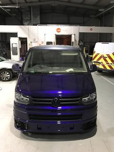 Here we go again Purple Vw Transporter Camper, T5 Camper, Vw Volkswagen, Vw T1, Project Purple, Vw T5 Forum, Custom Car Interior, Aston Martin Cars, Vans Style